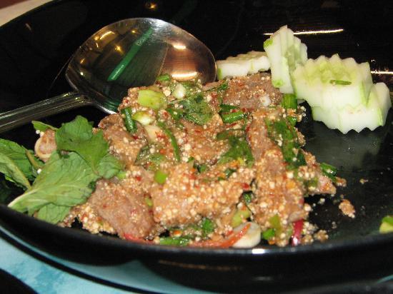 Bon Kitchen Restaurant : Nam Tok