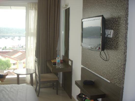 Hotel Park Prime : Room View