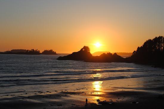 Long Beach Lodge Resort : Gorgeous Sunset