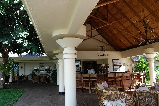 Ilala Lodge: Comfortable bar area