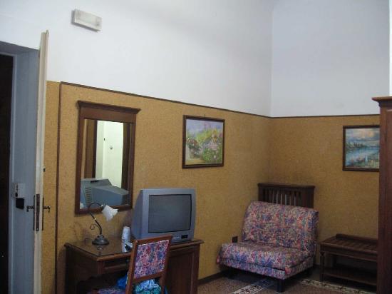 Giada Hotel : decent rooms