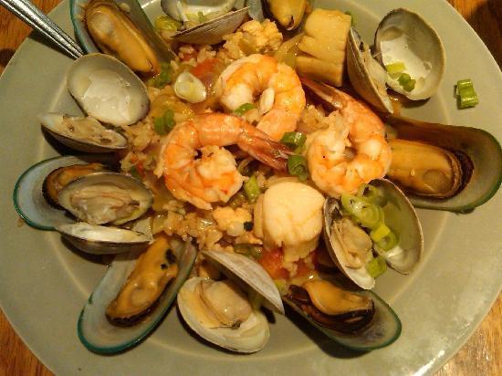 Asian sea food