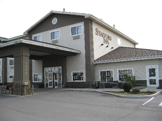 Stafford Inn: Entry