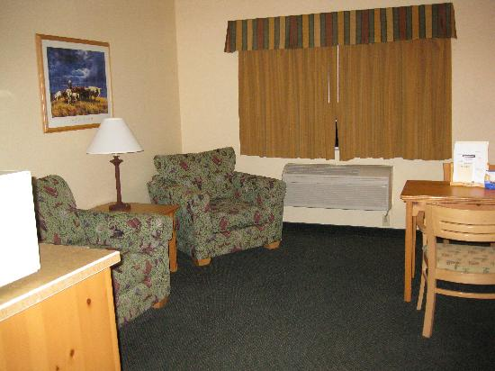 Stafford Inn: Room 1