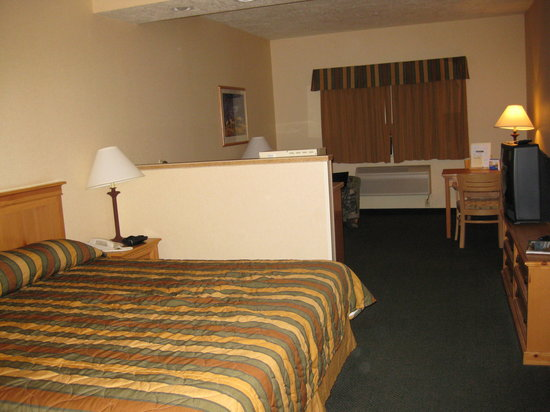 Stafford Inn: Room 2