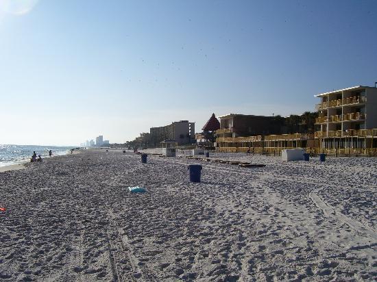 Chateau Motel: Beach