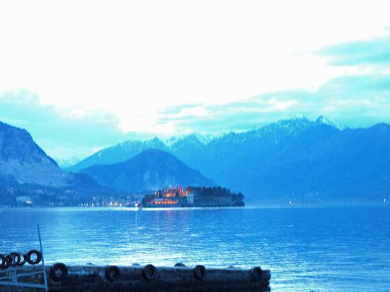 Stresa, Italy: It really was like this
