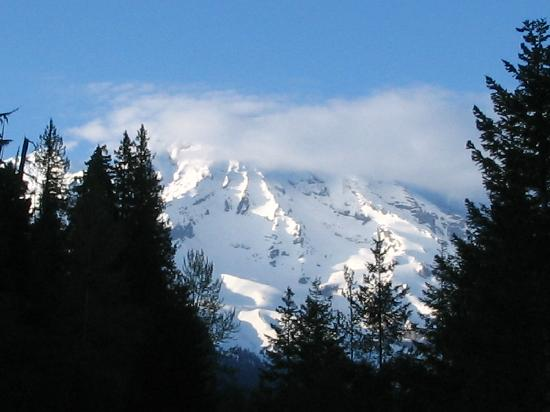 Mount Rainier : マウントレーニア