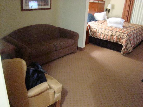 Country Inn & Suites By Carlson, Hagerstown : Sitting area