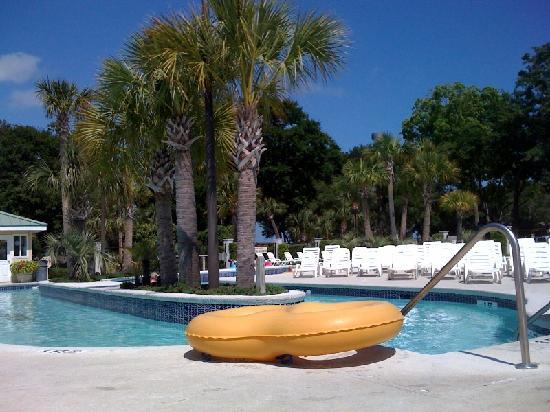 Pirateland Oceanfront Campground: Pirateland Lazy River