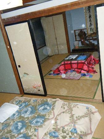 Minshuku Fugakuso : our room