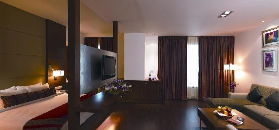 Royal Orchid Central Pune: Room