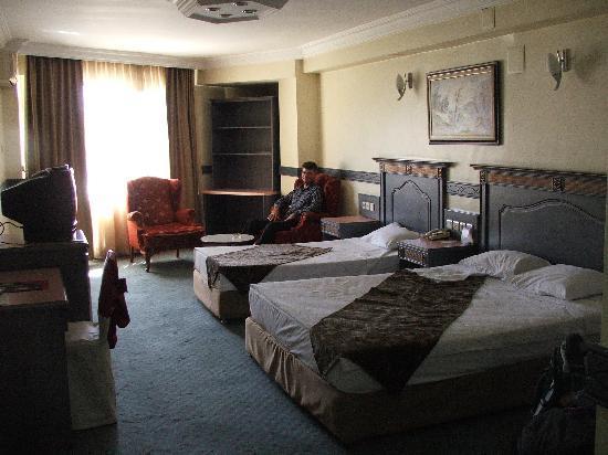 Yesemek Hotel : Spacious rooms
