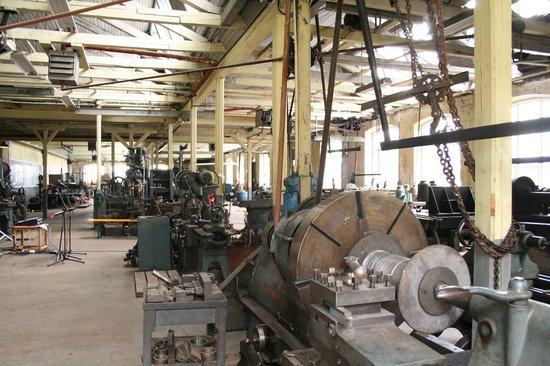 Pythagoras Industrial Museum