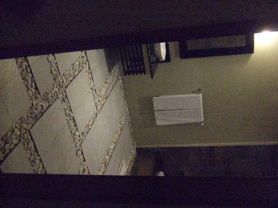 The Kunja Villas & Spa: 浴室