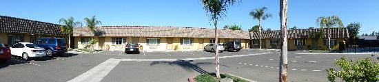 Americas Best Value Inn & Suites-Clovis/Fresno: Außenbereich