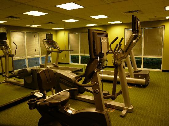 Fairfield Inn & Suites Melbourne Palm Bay/Viera: Fitness