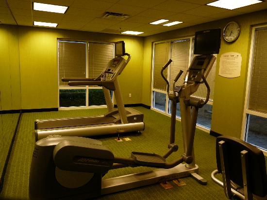 Fairfield Inn & Suites Melbourne Palm Bay/Viera: Fitness2