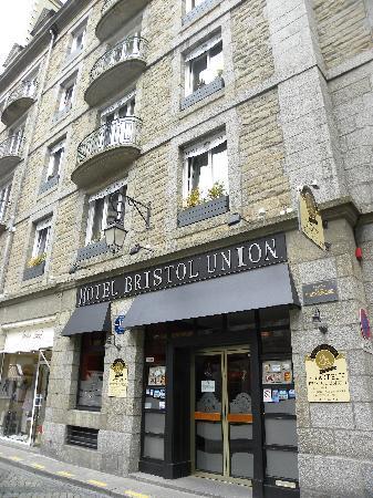 Hotel Bristol Union : hotel