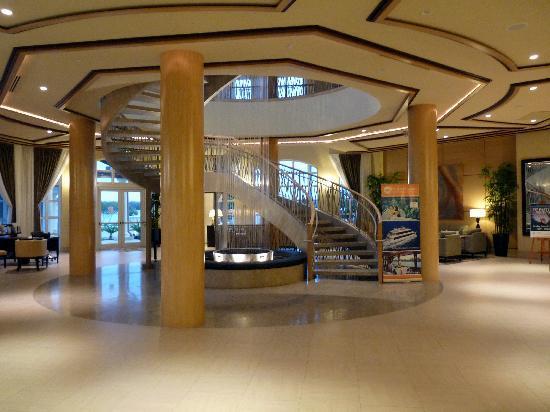 The Westin Cape Coral Resort At Marina Village: Lobby