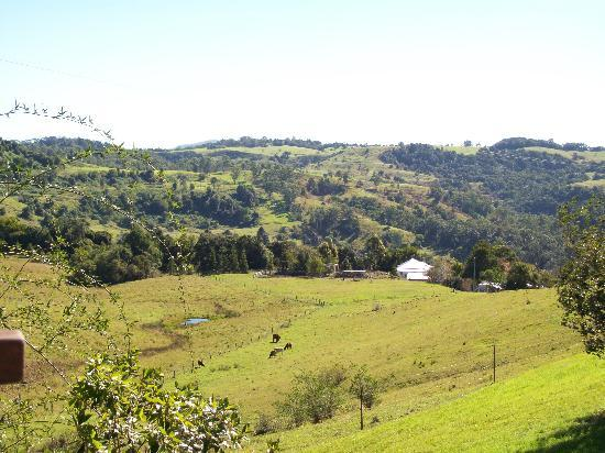 Rosebrook Cottages: Breathtaking views all day