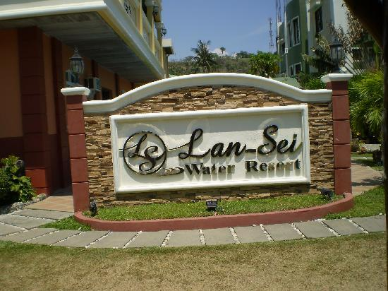 Lan-Sei Water Resort: welcome