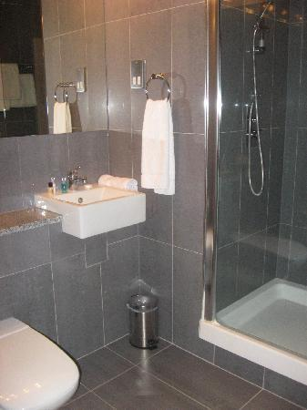 Tulfarris Hotel and Golf Resort: Good Clean Bathroom