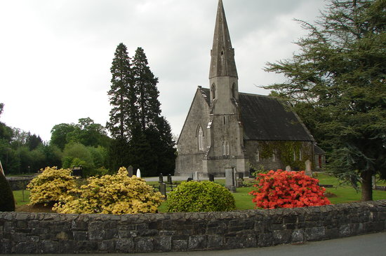 Fortview House Bed & Breakfast: Church in Cloverhill 1.5 miles from Fortview House