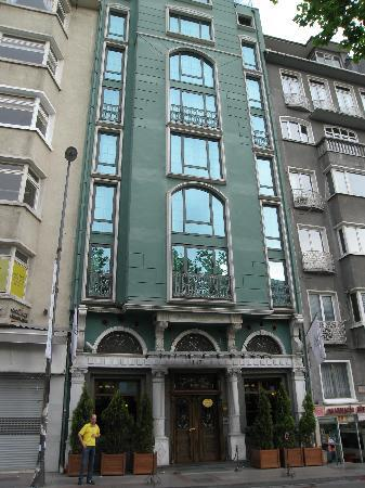 Germir Palas Hotel Istanbul: Germir Palas
