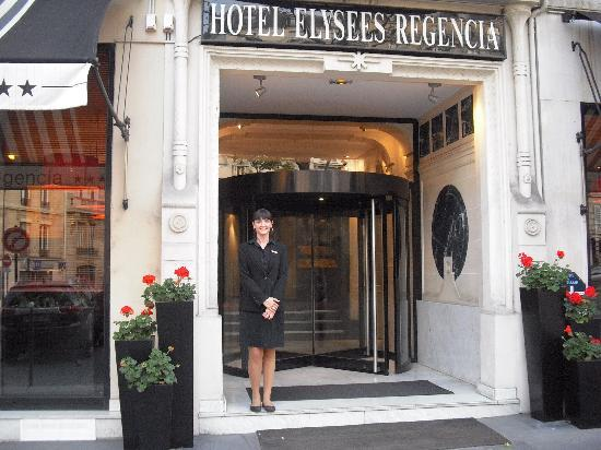 olympe in front of hotel erp picture of hotel elysees