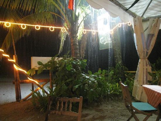 Grand Beach Motel: More rain!