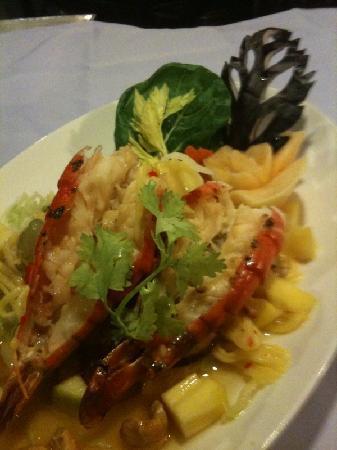 Thai Basil Restaurant In Bath
