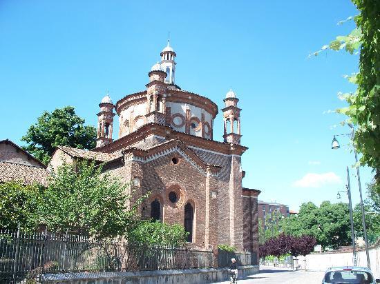 Parco Papa Giovanni Paolo II (Parco delle Basiliche) : cappella Portinari