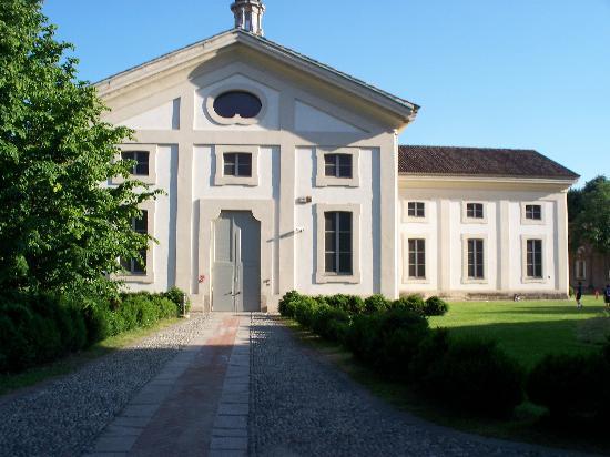 Rotonda della Besana: ex-chiesa di San Michele