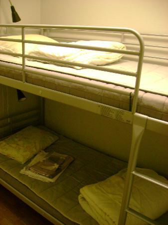 Railway Hostel: Bed
