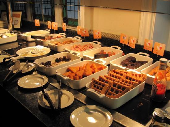 Ibis Hotel Buffet