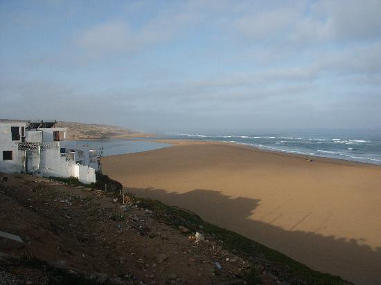 Moulay Bousselham Lagoon: Beach