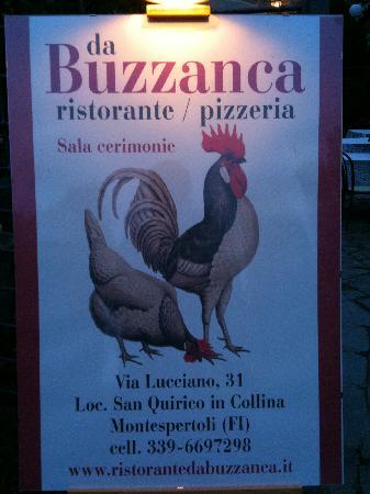 Ristorante da Buzzanca : A hidden gem ....