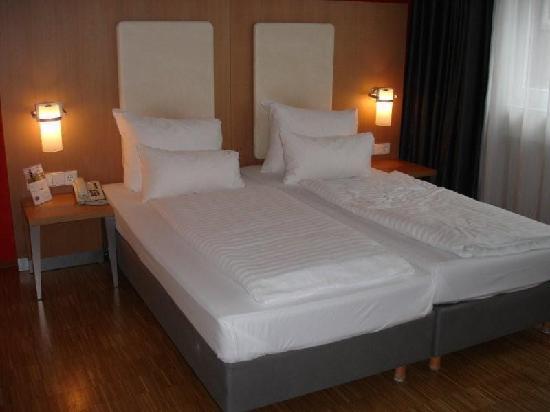 Hotel Santo: Habitación 1