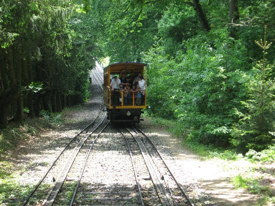 Wiesbaden, Alemania: The Nerobergbahn
