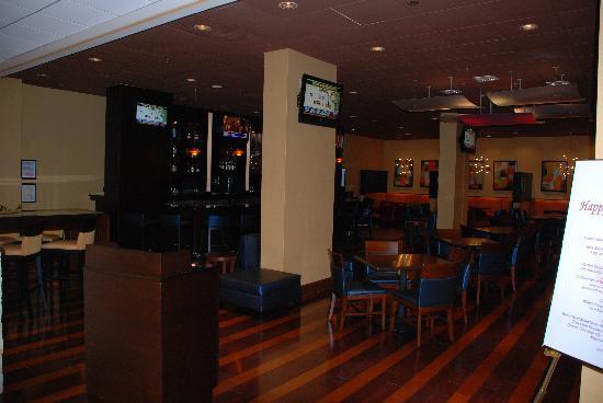 Atlanta Marriott Century Center/Emory Area : Restaurant