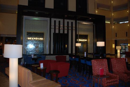 Atlanta Marriott Century Center/Emory Area : Lobby