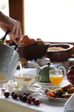 Los Juncos - Lake House: Breakfast - TeaTime