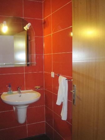 Residencial Monte Carlo: El baño