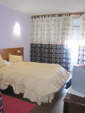 Residencial Monte Carlo: La habitación