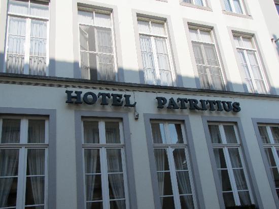 Hotel Patritius: 1830's mansion