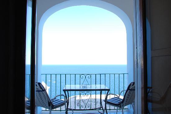Palazzo Talamo: Our Terrace