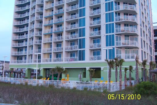 Hotel Picture Of Club Wyndham Towers