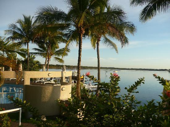Noosa Pacific Riverfront Resort: Noosa Pacific Riverside Resort