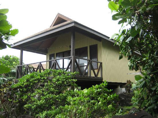 Muri Beach Cottages: Our cottage